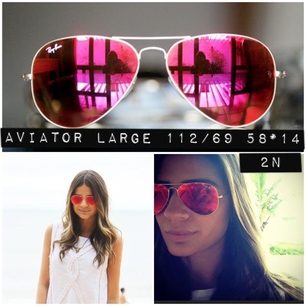 Meus óculos de Sol e suas referências!   Thássia Naves 9fdb85f223
