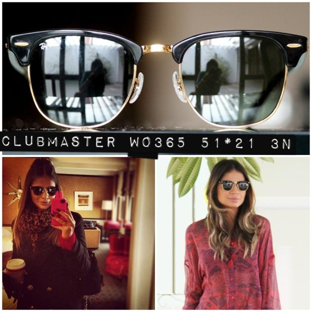 Meus óculos de Sol e suas referências!  b74aefbcf2749