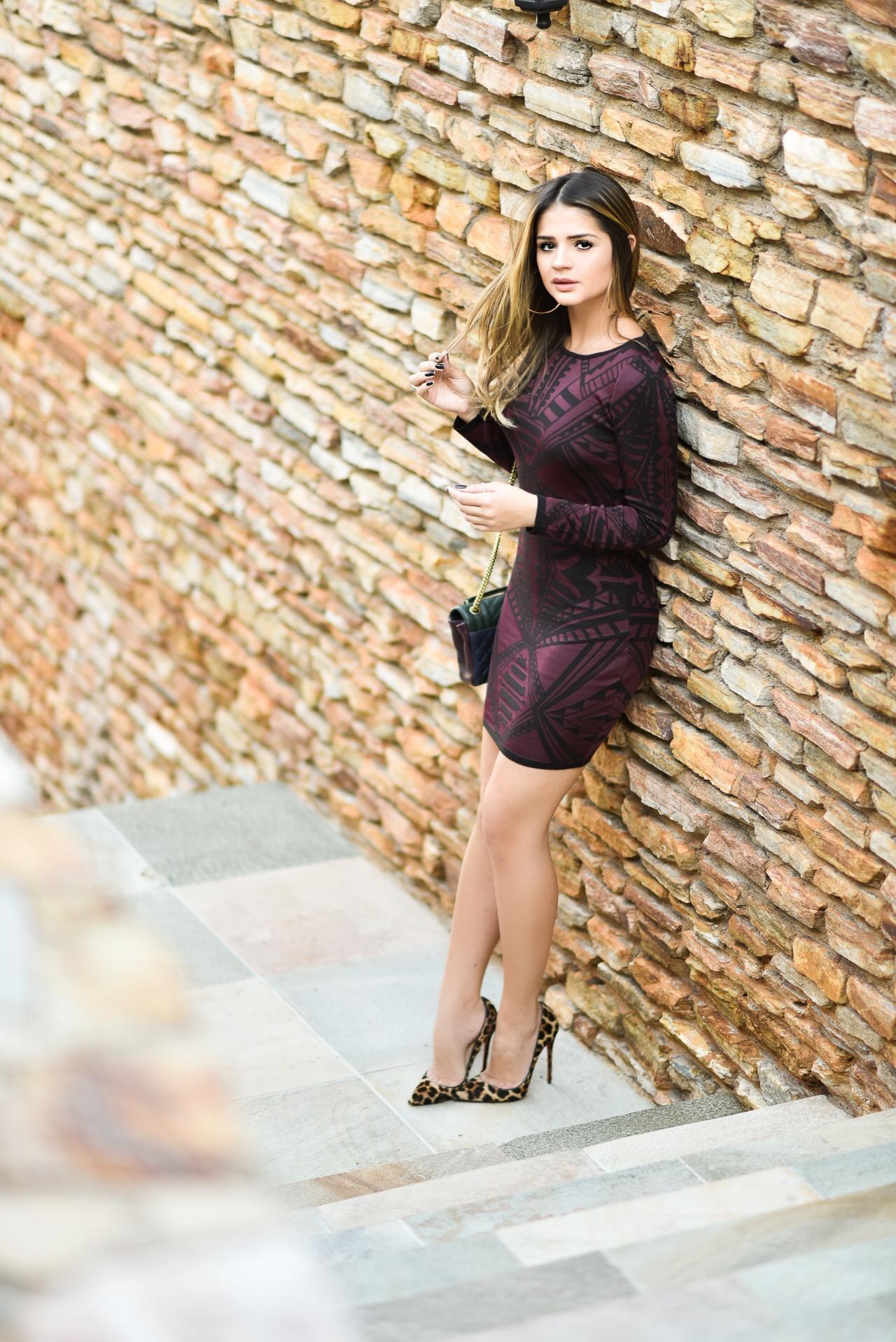 Vestido de Tricot Longo_Galeria Tricot_Thassia Naves_4