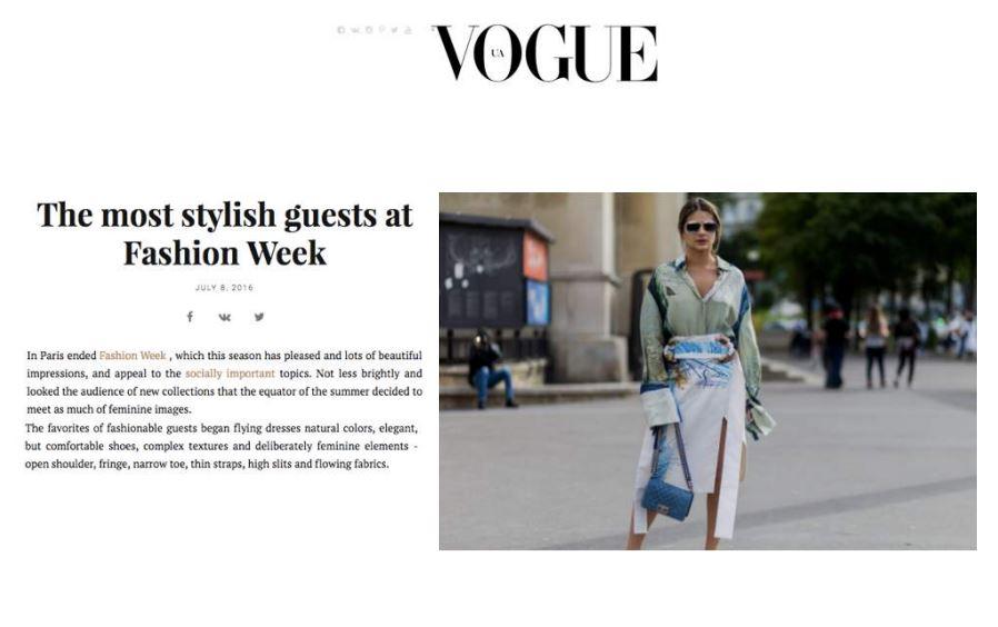 Vogue Ucrânia_ Julho 2016
