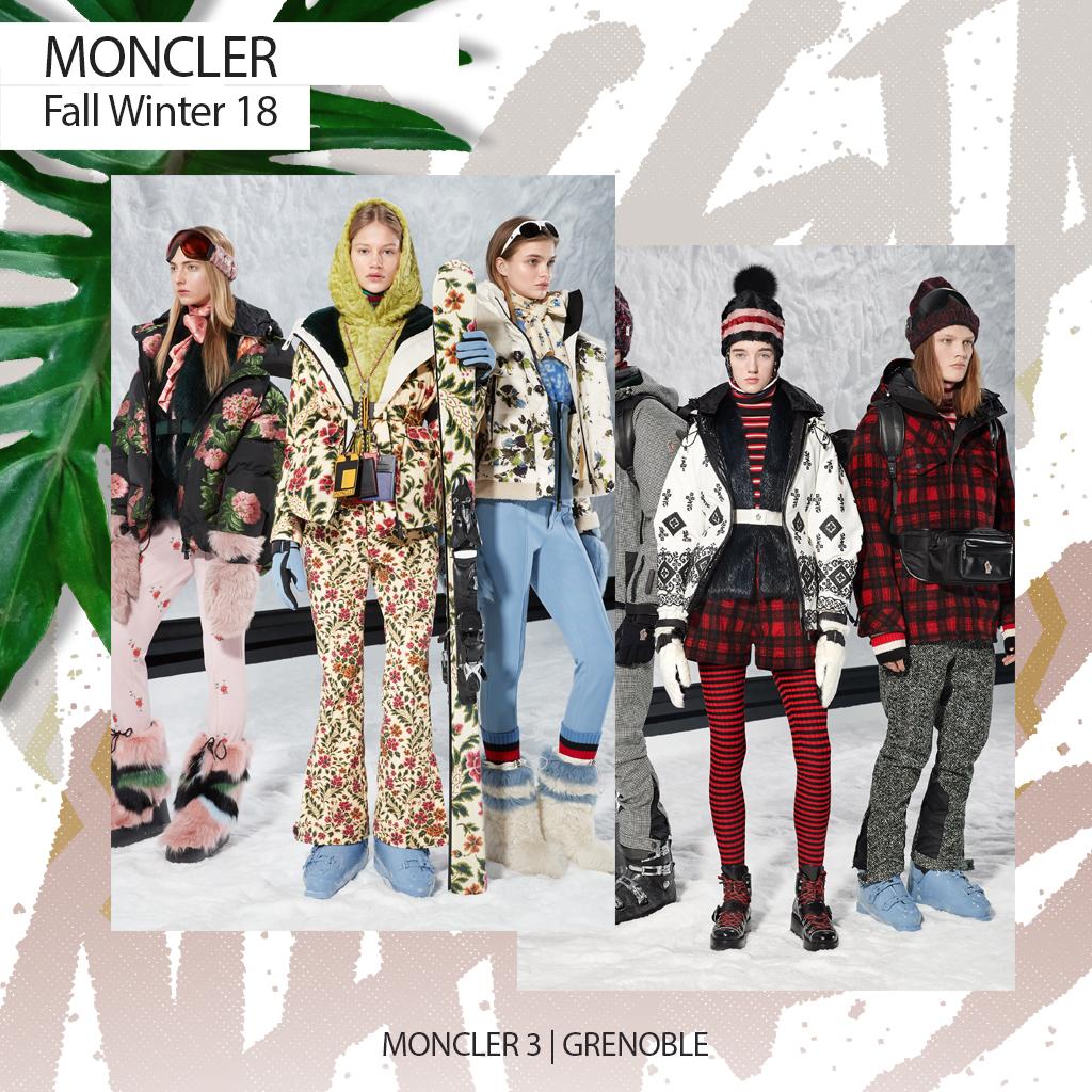 Moncler 3 Grenoble