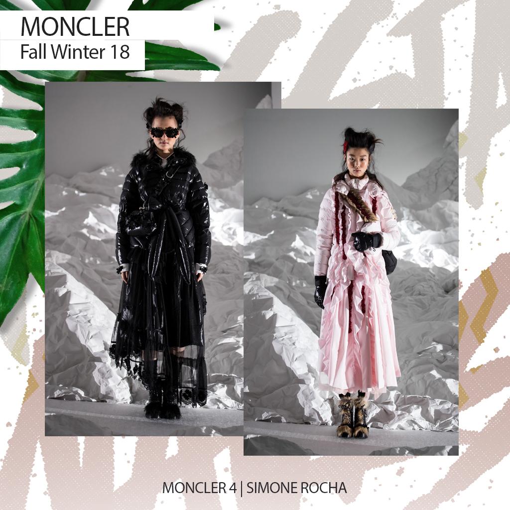 Moncler 4 Simone Rocha