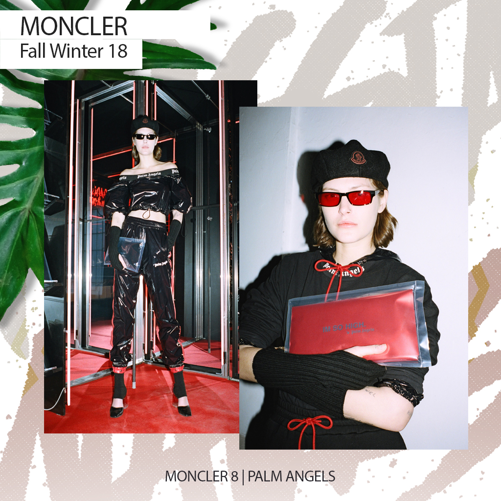 Moncler 8 Palm Angels
