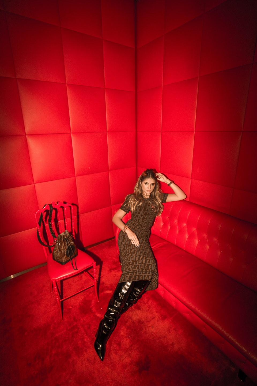 Thassia de Fendi em Paris3