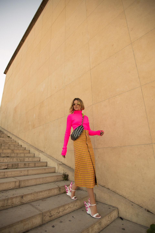 Thassia de Neon em Paris