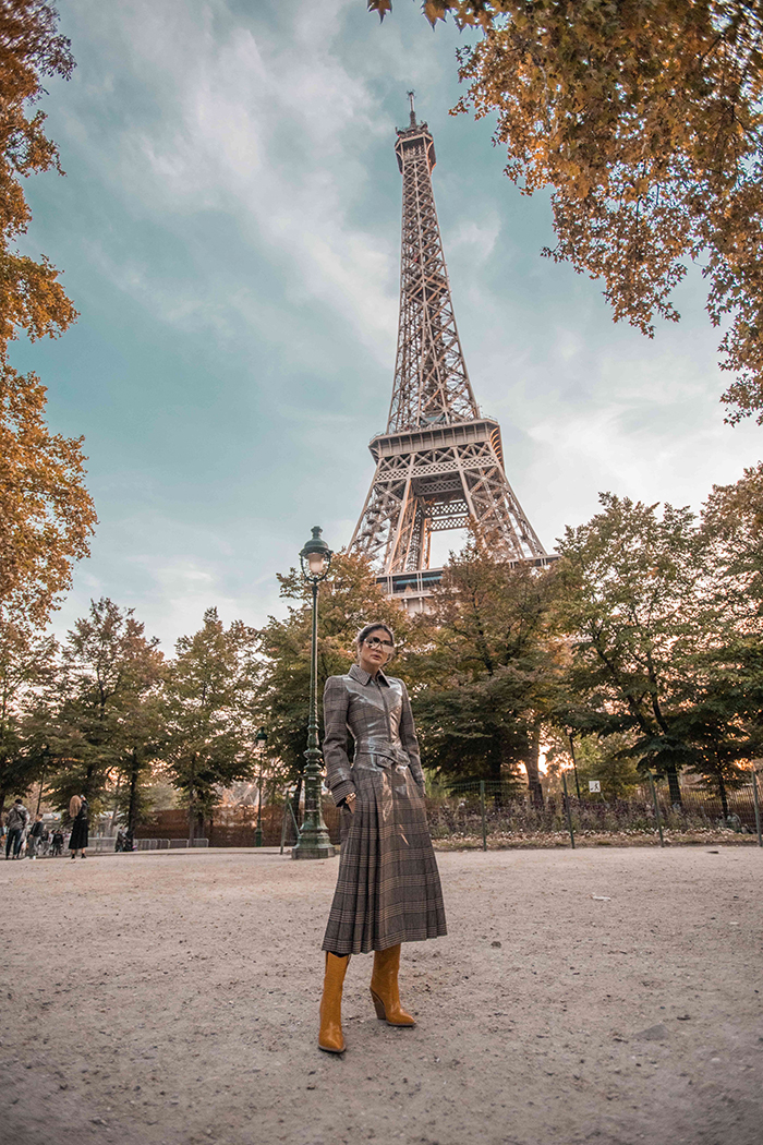 Thassia de Fendi em Paris1