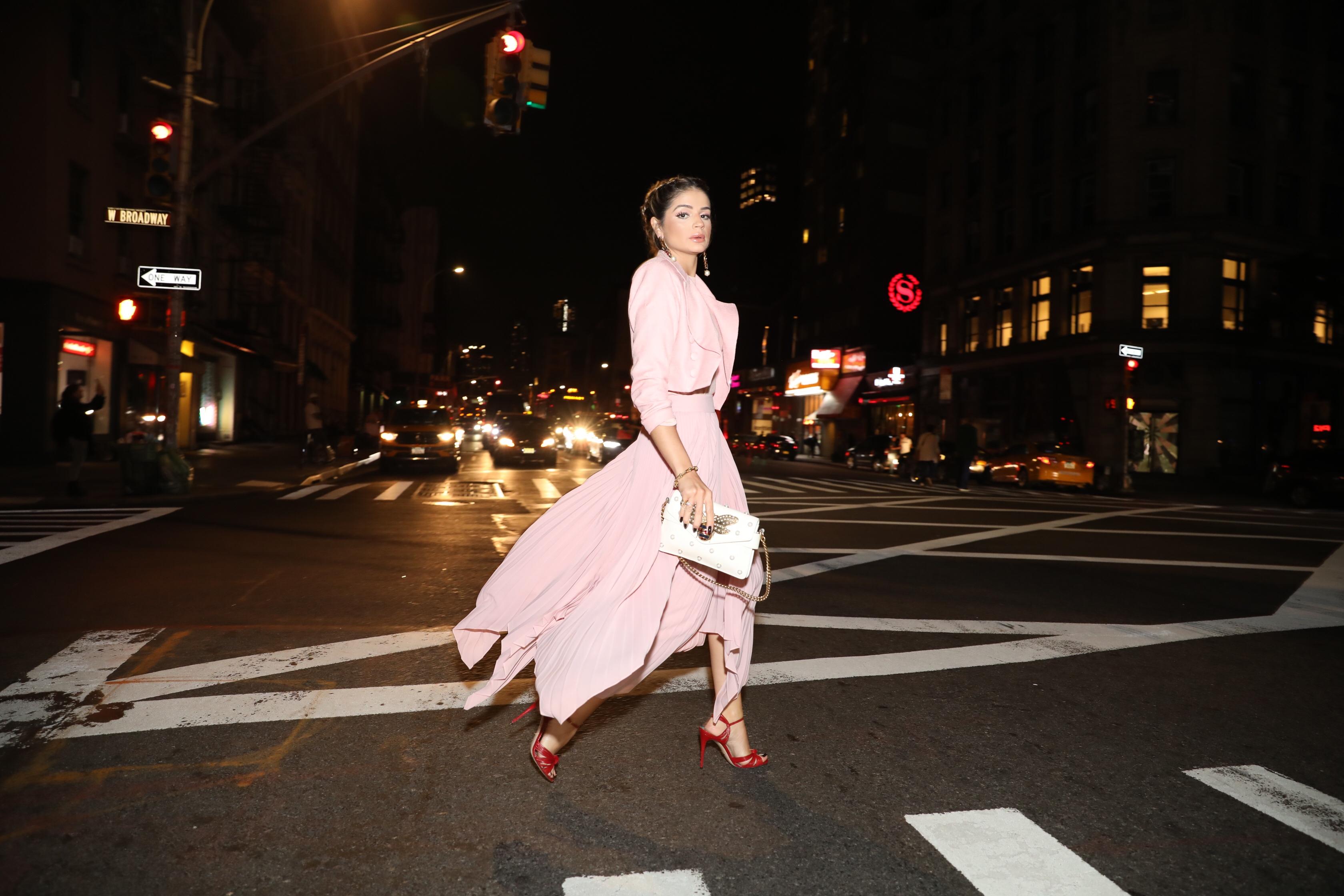 Thassia de rosa iorane NY 3
