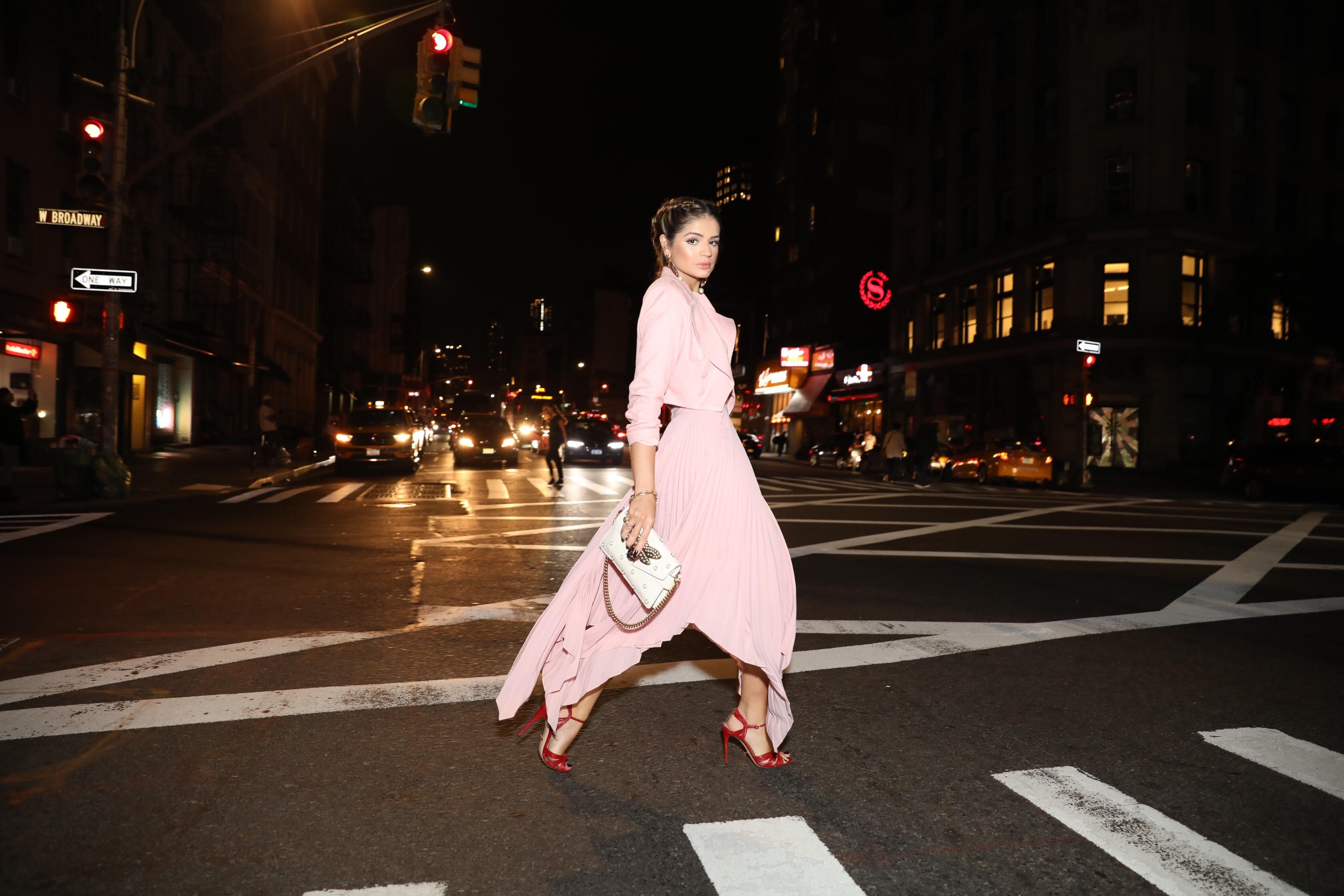 Thassia de rosa iorane NY 5