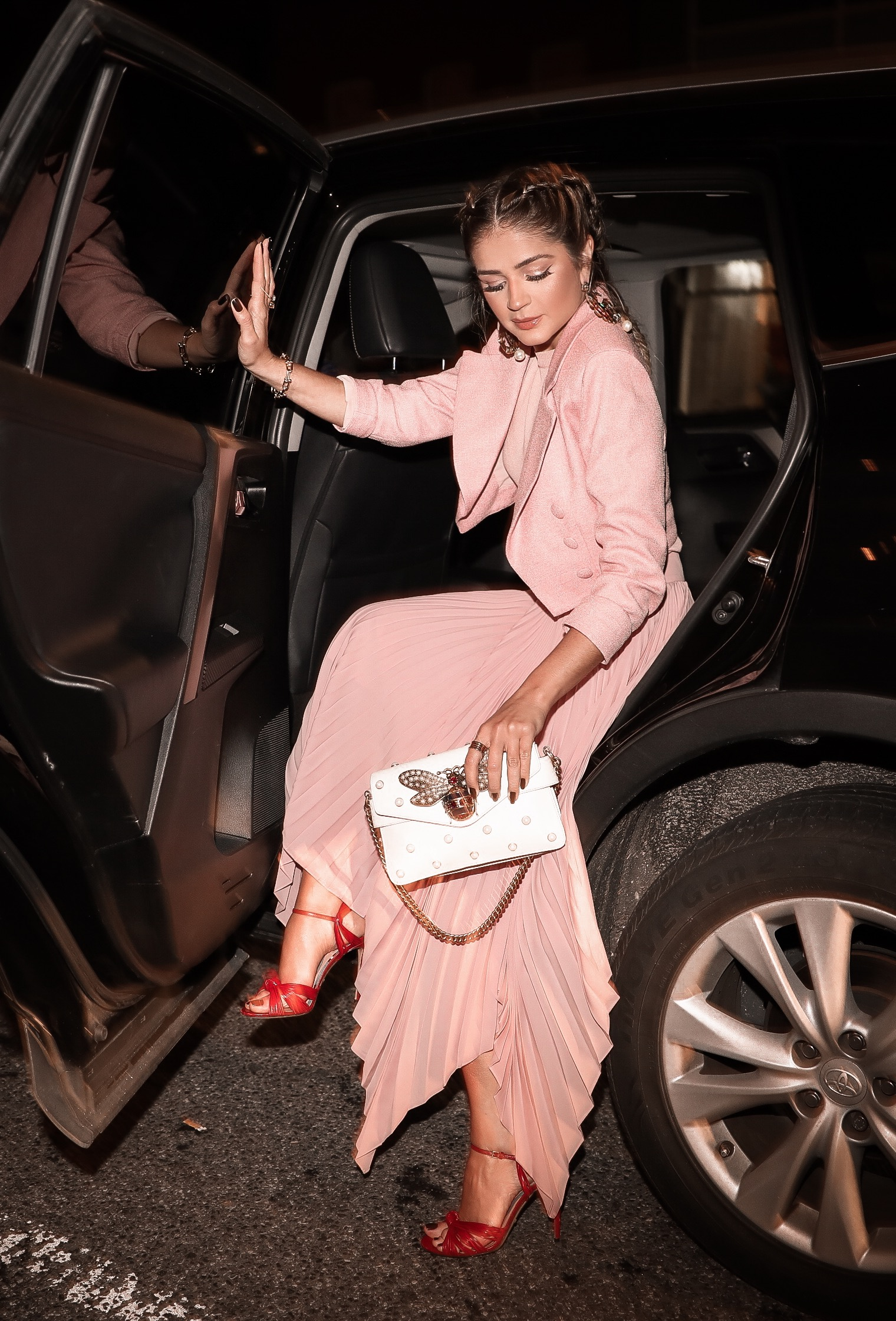 Thassia de rosa iorane NY 8