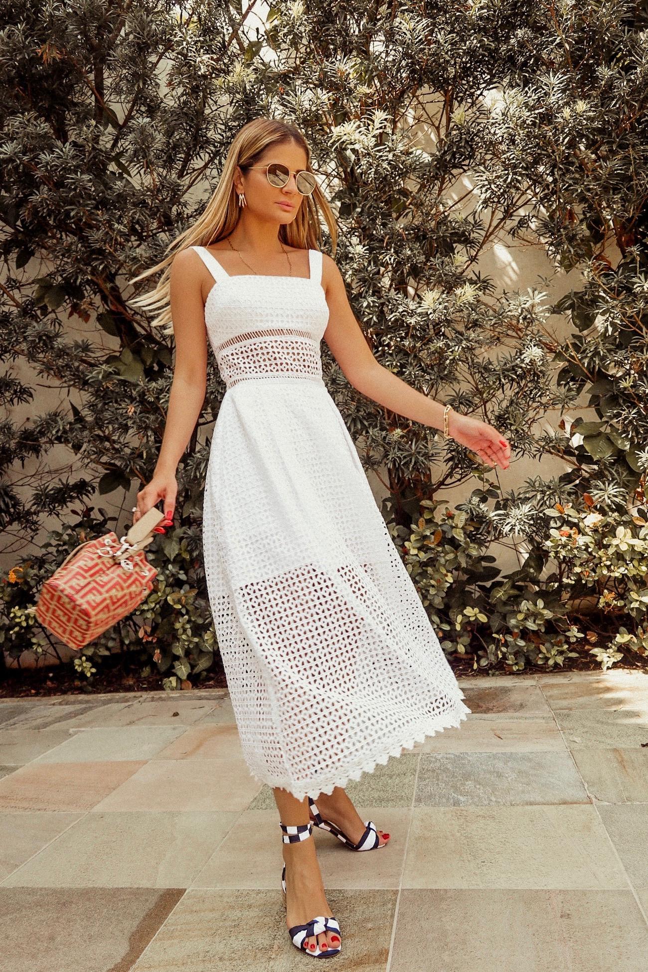 Thássia vestido midi branco agilita 2