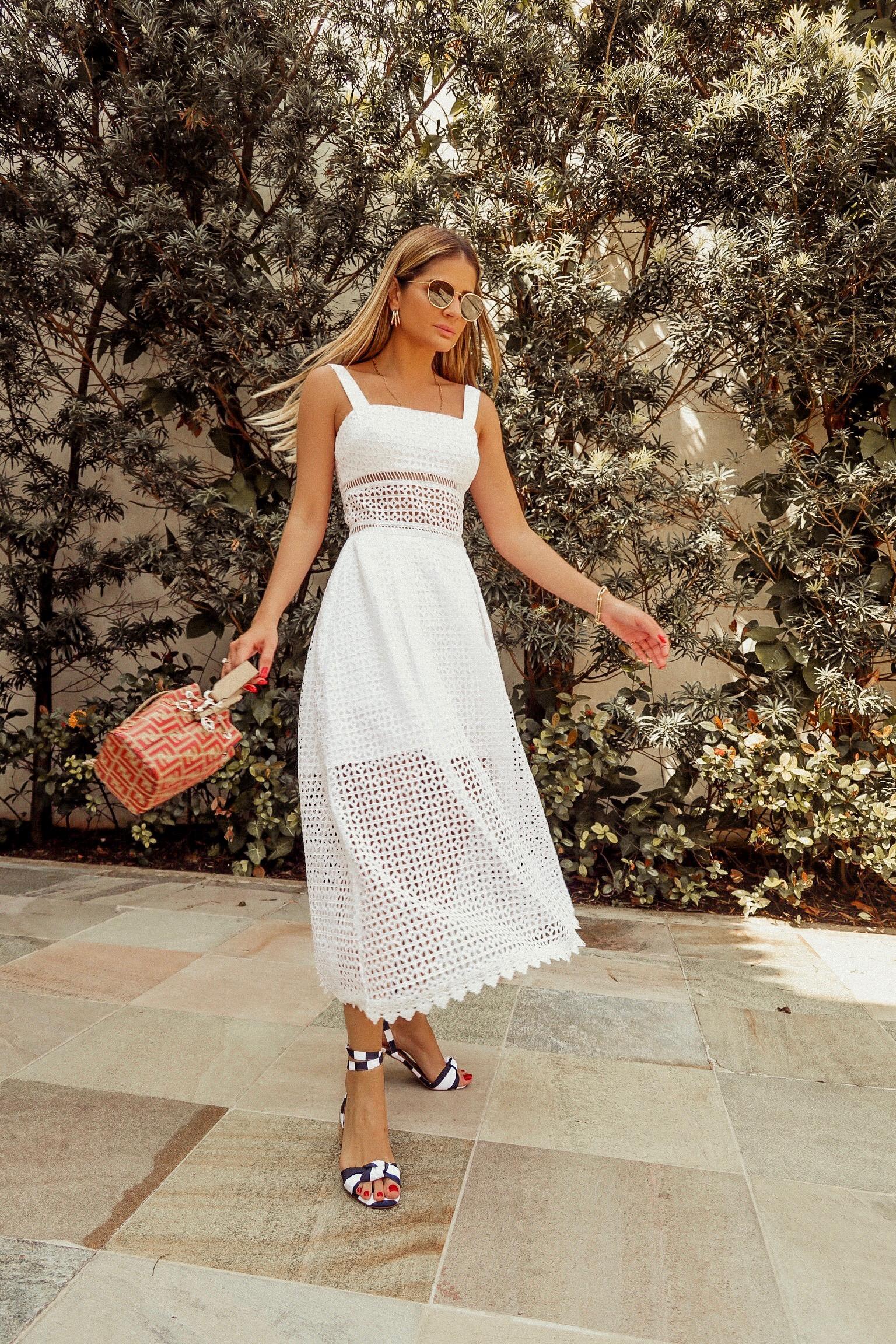 Thássia vestido midi branco agilita 4