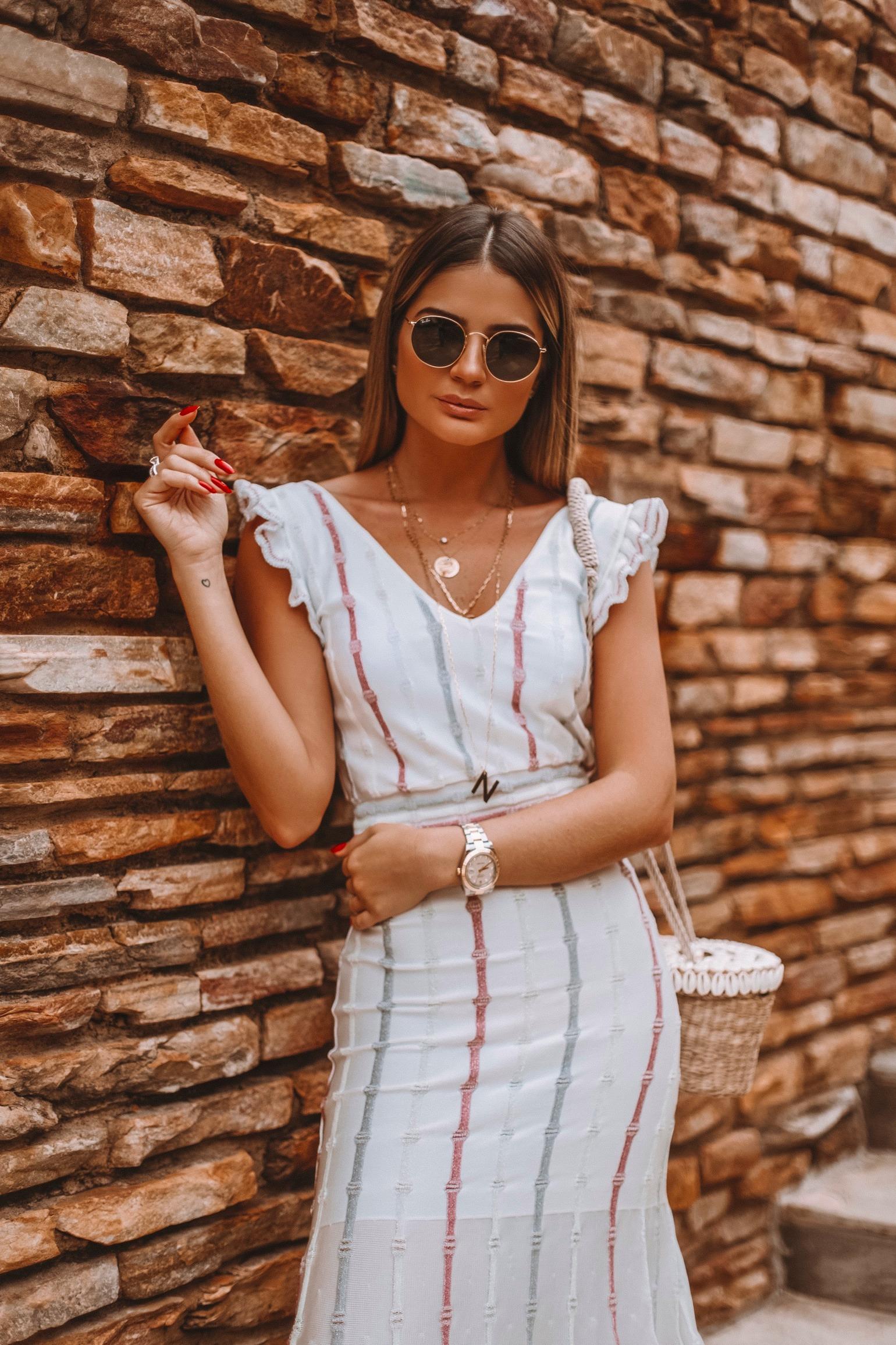Thássia vestido branco galeria tricot 3