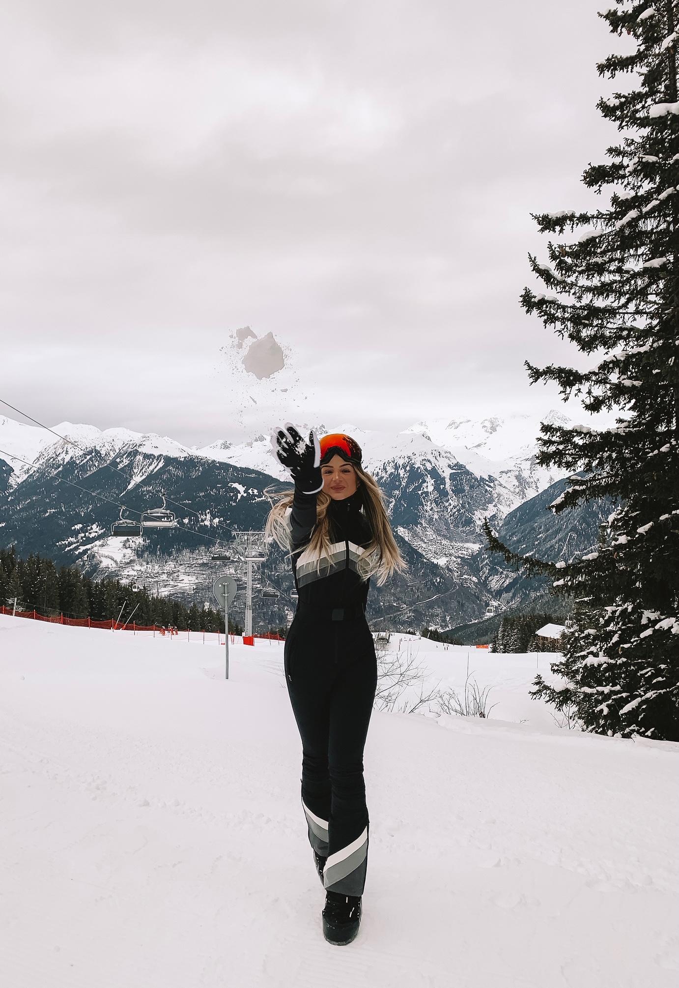 Thássia Ski Courchevel 1