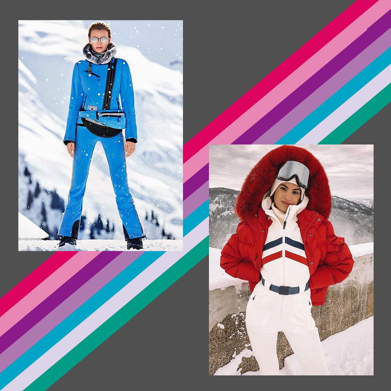 moda esportes de inverno montagem 2