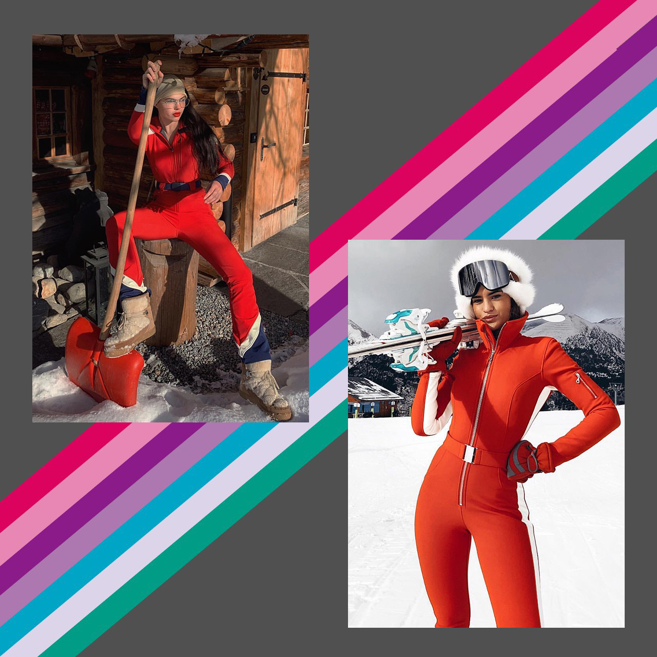 moda esportes de inverno montagem 3