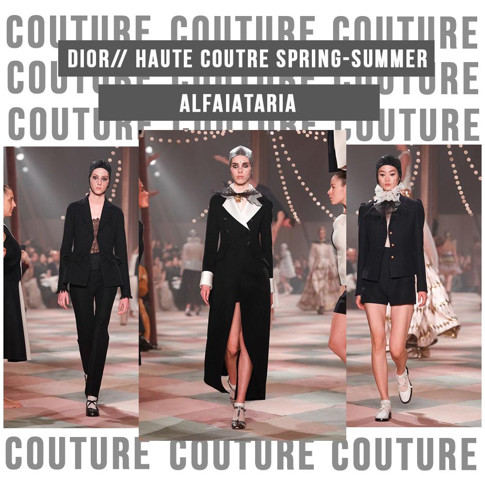 thássia Dior Haute couture 2
