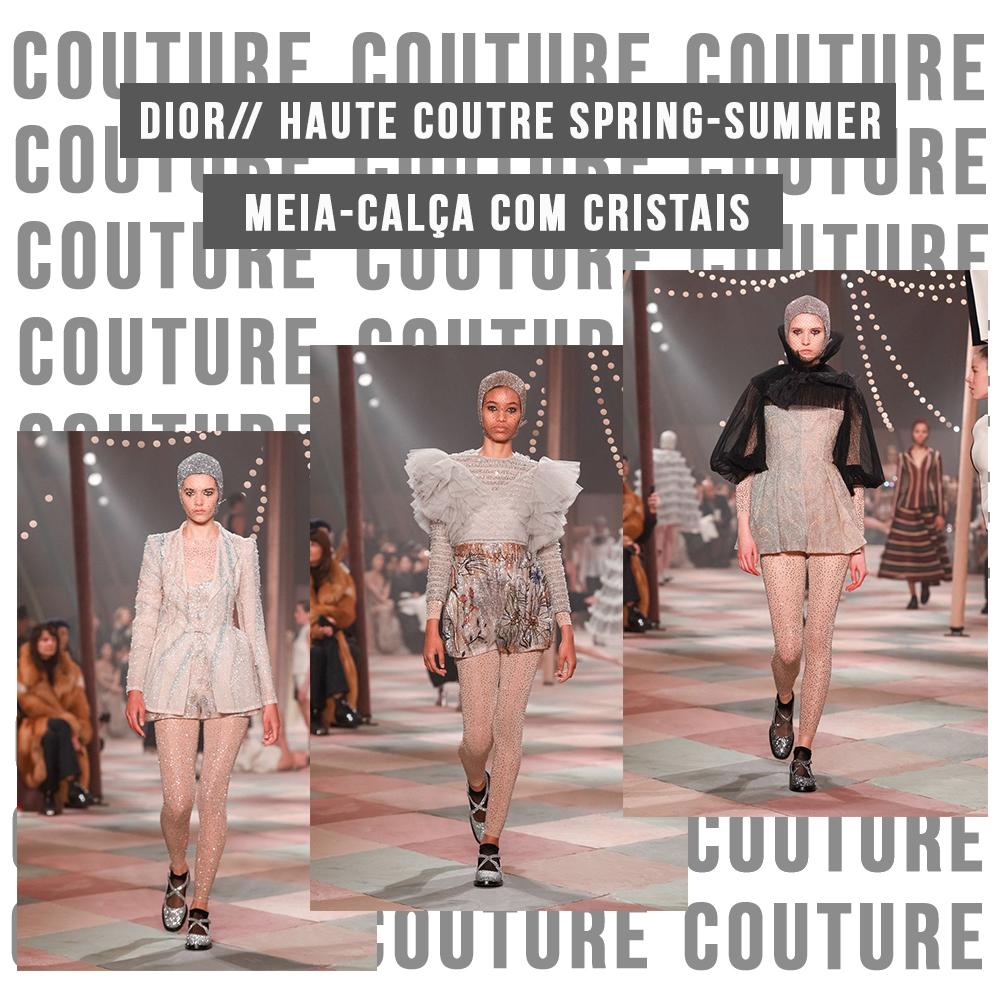 thássia Dior Haute couture 5
