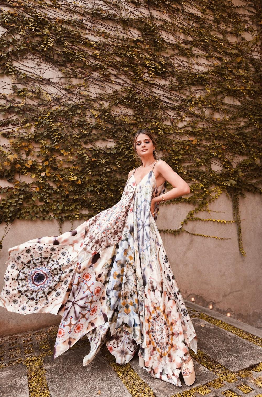 Thássia lançamento vivara vestido Dior 6