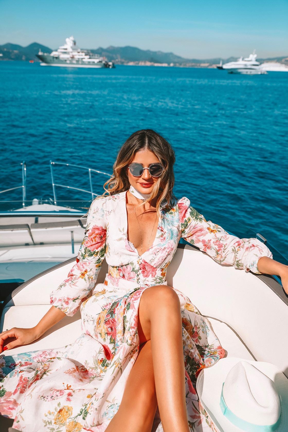 Thássia Cannes vestido zimmermann 14
