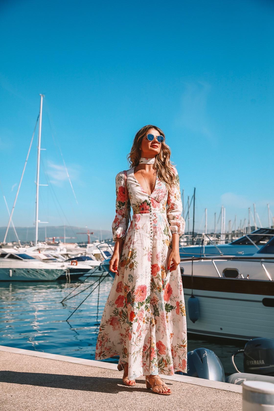 Thássia Cannes vestido zimmermann 4