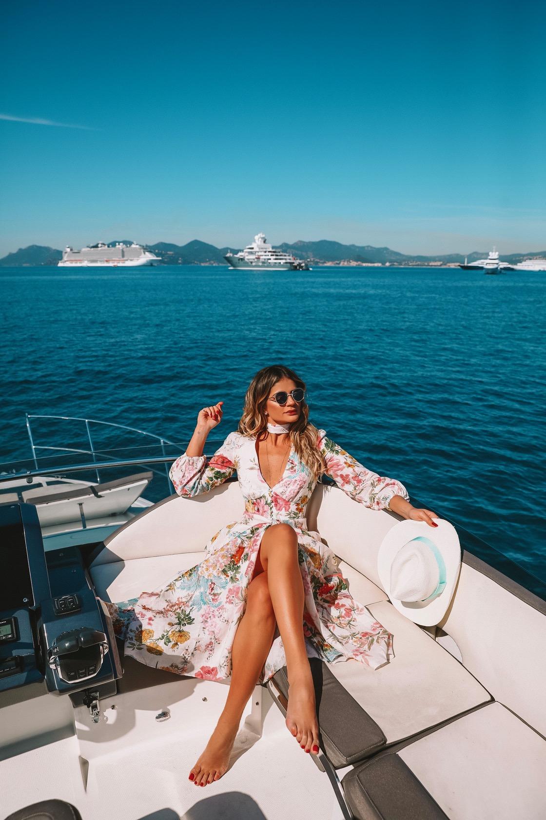 Thássia Cannes vestido zimmermann 9