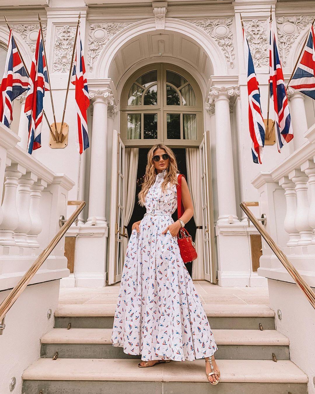 Thássia Londres vestido barquinho Skazi (2)