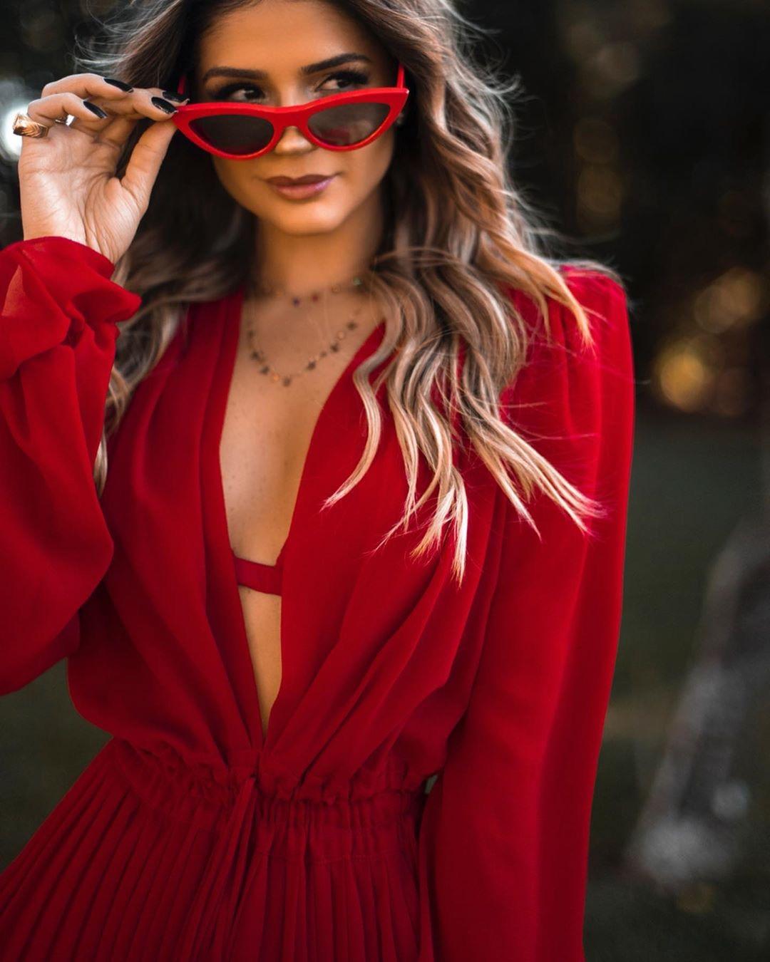 thássia agilita vestido vermelho 3