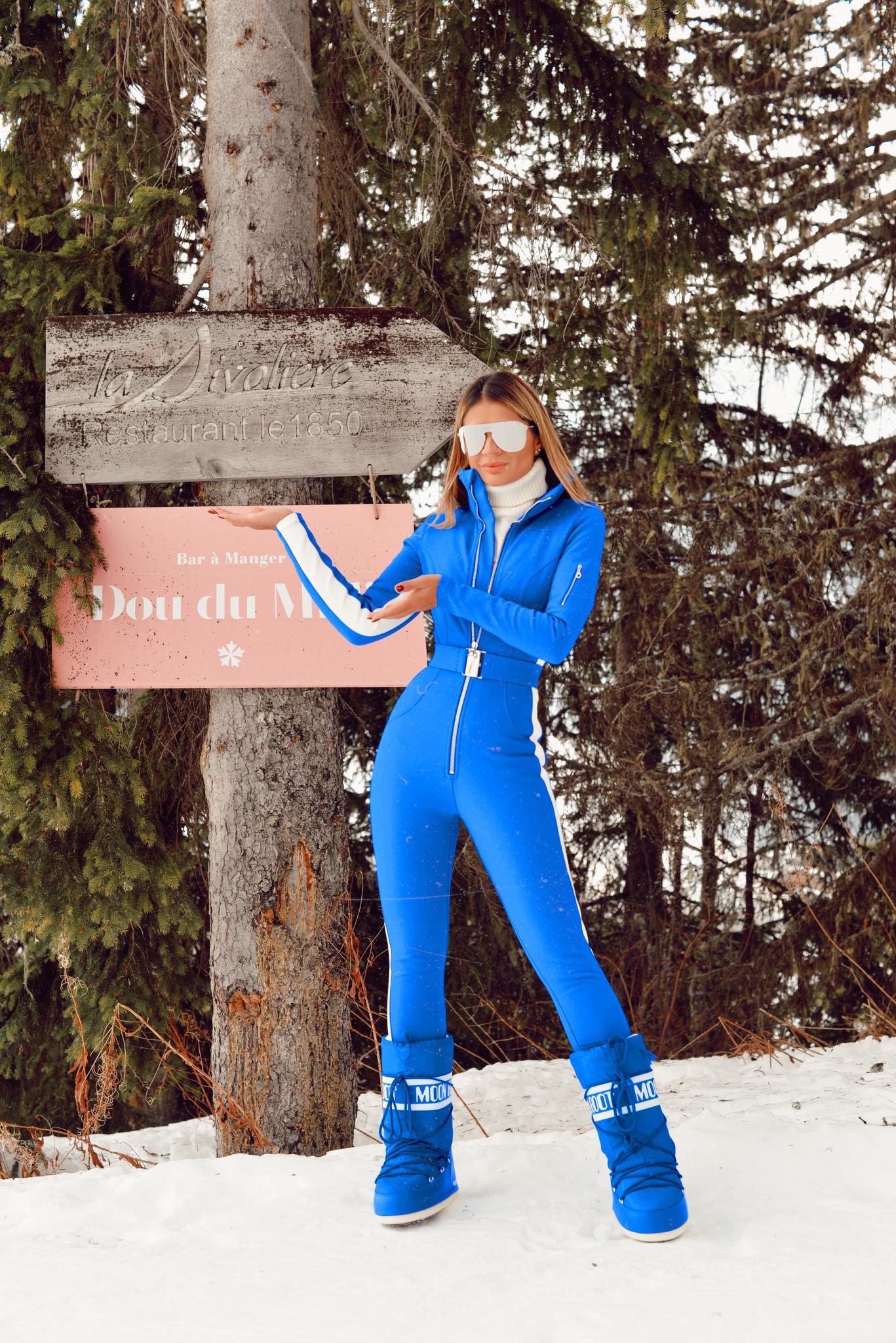 Thássia esqui couchevel